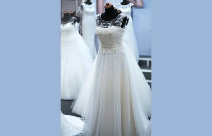 A Dress According To The Style Of Your Wedding